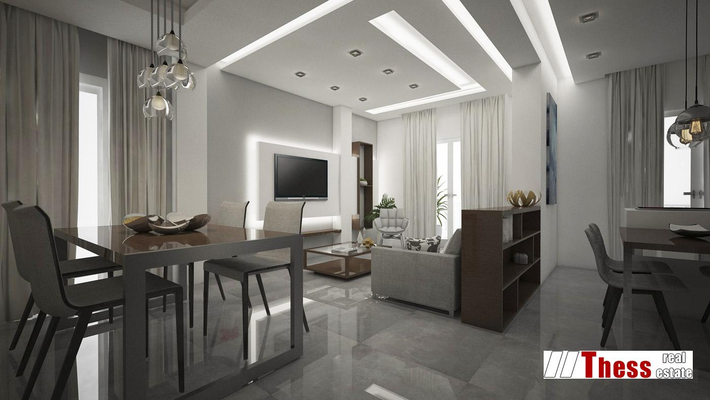 Διαμέρισμα 80τμ – Φάληρο