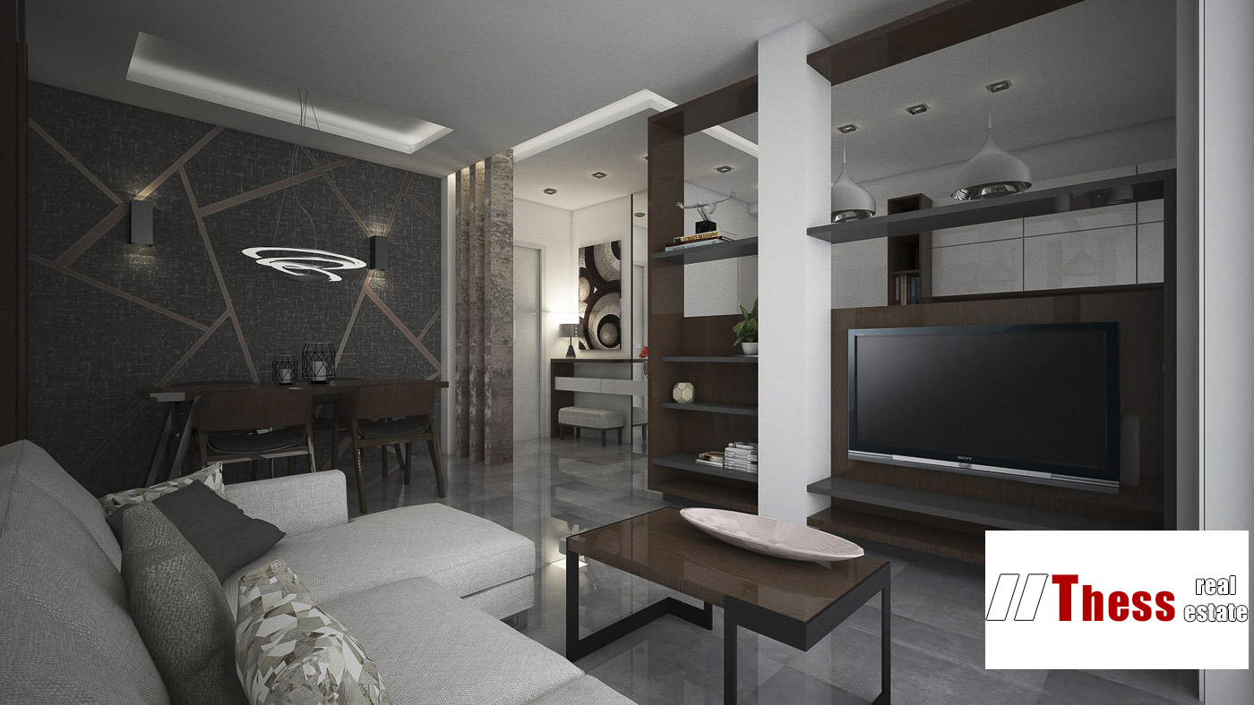 Διαμέρισμα 75τμ – Κέντρο