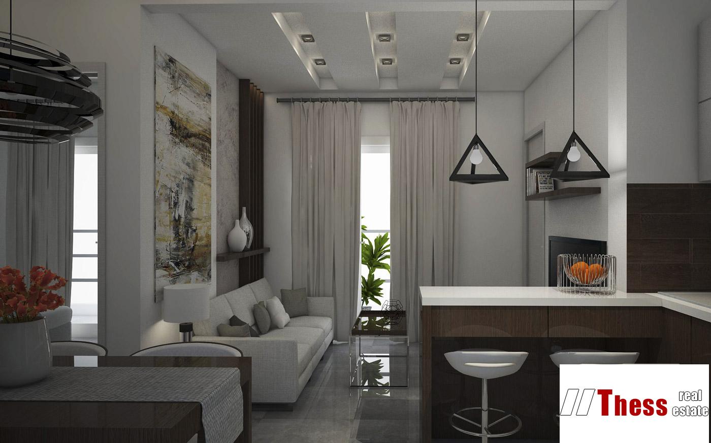 Διαμέρισμα 55τμ – Τ.Προξενείο