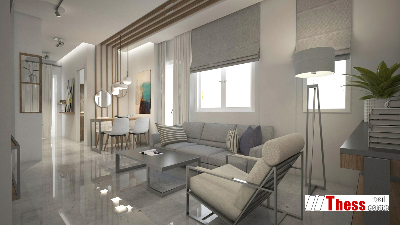 Διαμέρισμα 70τμ – Κέντρο