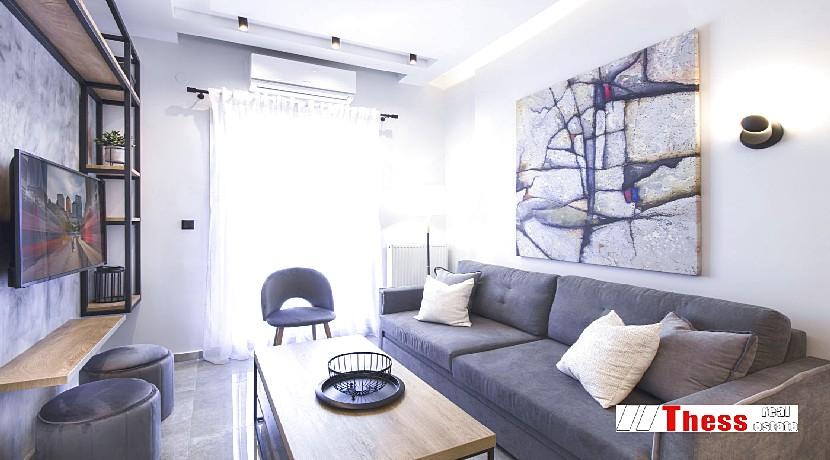 Διαμέρισμα 60τμ – Κέντρο